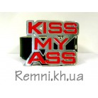 Ремень KISS MY ASS